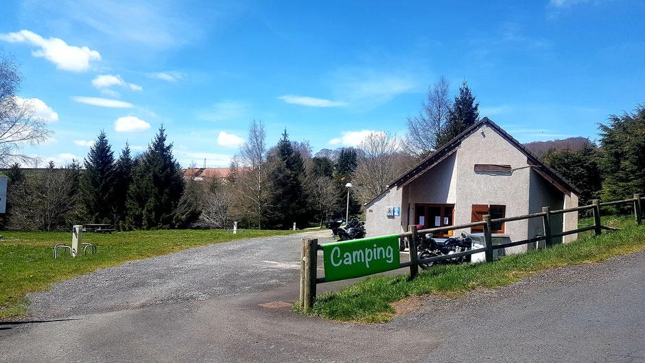 Photo du camping et des gîtes communaux de Sainte-Eulalie en Ardèche - Passez vos vacances sur le Plateau Ardéchois !