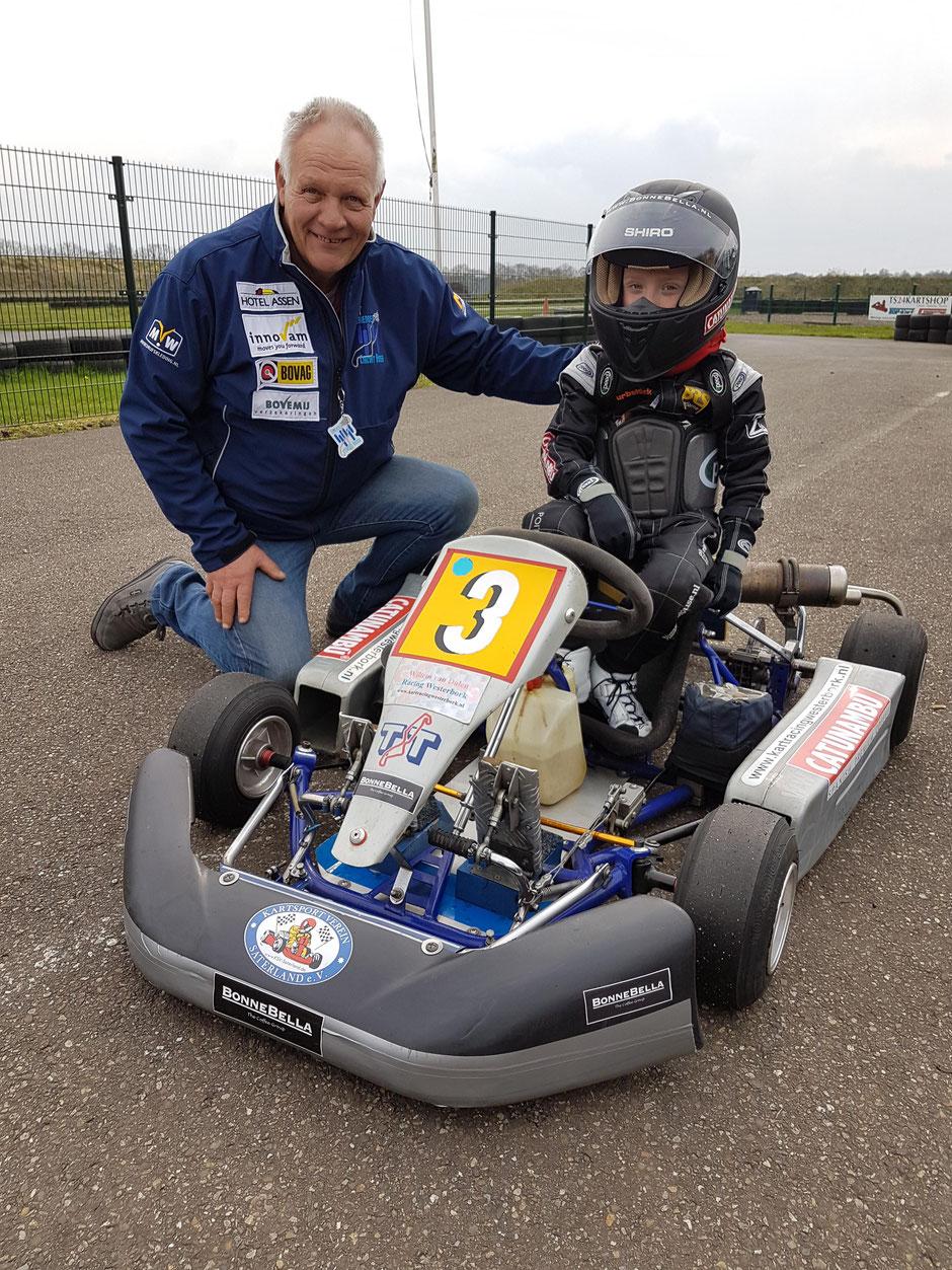 Klik op de foto om naar de website van TURBO NICK te racen