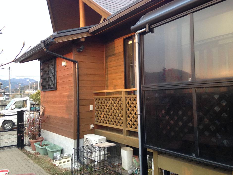 兵庫県福崎町でもDIYの相談を受けます。木を使った家なら大阪府吹田市のWASH建築設計室にお任せ。