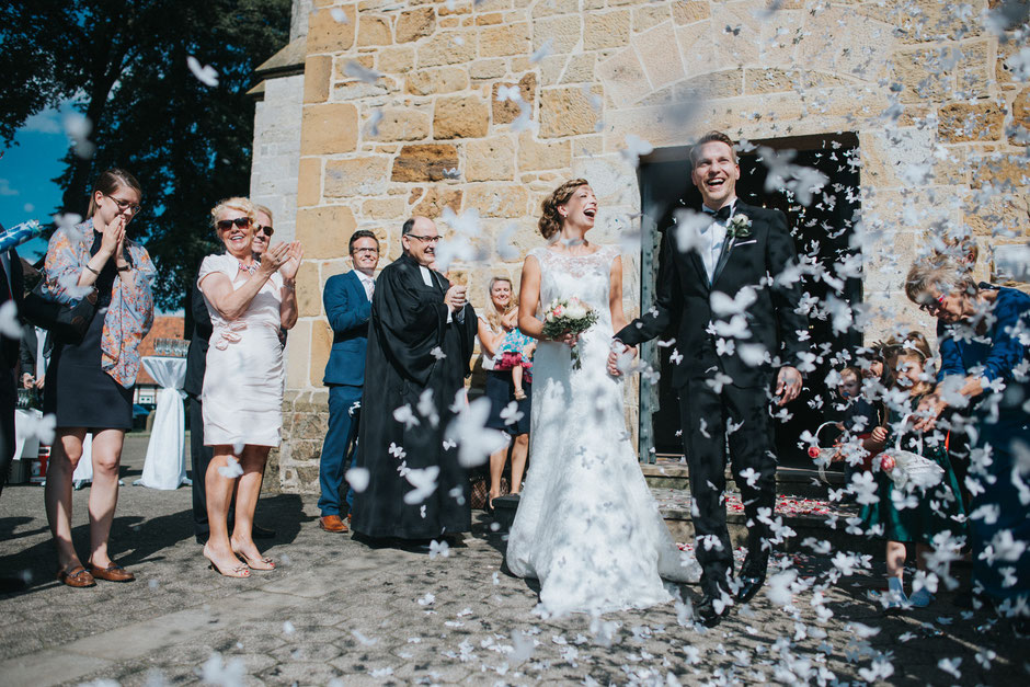 Bielefeld Reportage Hochzeit