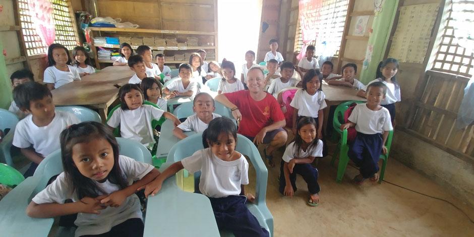 Unser neues Projekt ab 2020: Unterstützung der Grundschule des Bergdorfes Mayabay auf den Philippinen