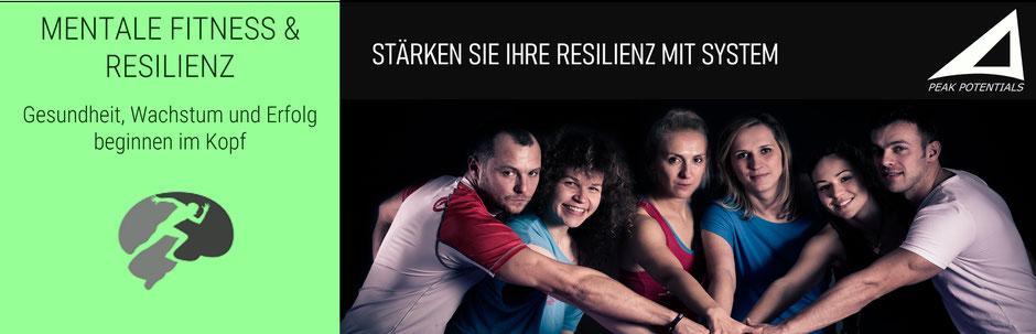 Seminare und Workshops zu Resilienz und mentaler Fitness