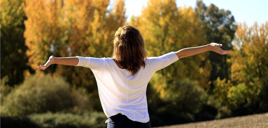 Positive Gefühle erzeugen und Lebensqualität verbessern