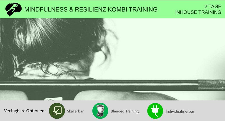 Mindfulness und Resilienz Kombi Training