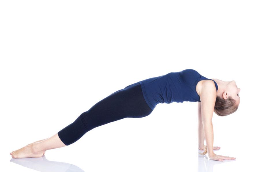 Heilsame Wirkungen von Purvottanasana - Das Brett. Yoga Akademie Nürnberg angelika maria häbel. Yogalehrer Ausbildungen, Yoga Retreats.