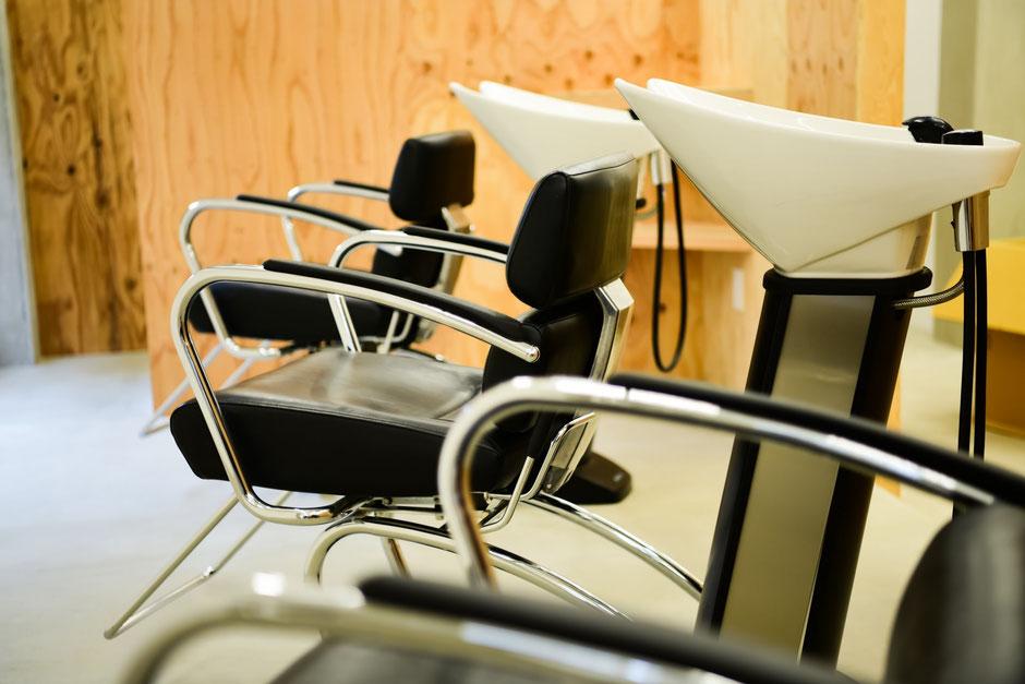 美容室専用の椅子