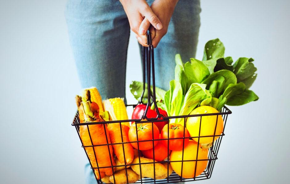 Адекватное питание - вегетарианство