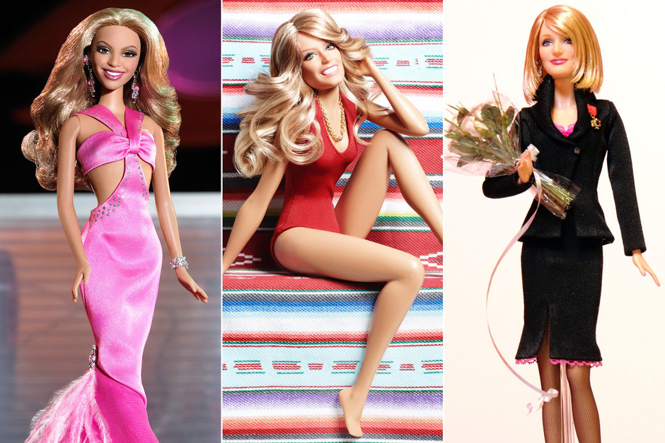 Влияние кукол Барби на детскую психику