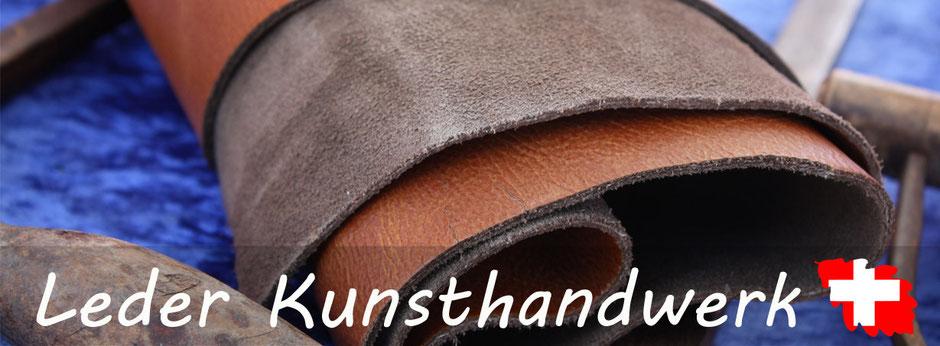 Ledernaturprodukte | Lederdesignschmuck | Design Lederschmuck | Lederdesign | Leder Design | Lederhaarspangen | Lederhaarreifen Lederbroschen Lederbilder | Echtes Tierleder aus der Schweiz
