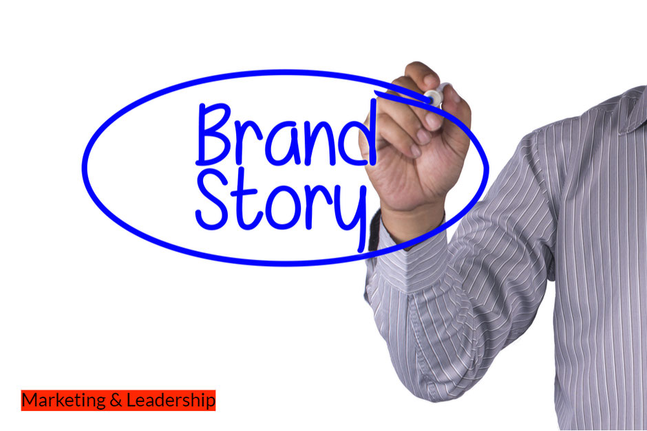 Brand storytelling - marketing e leadership