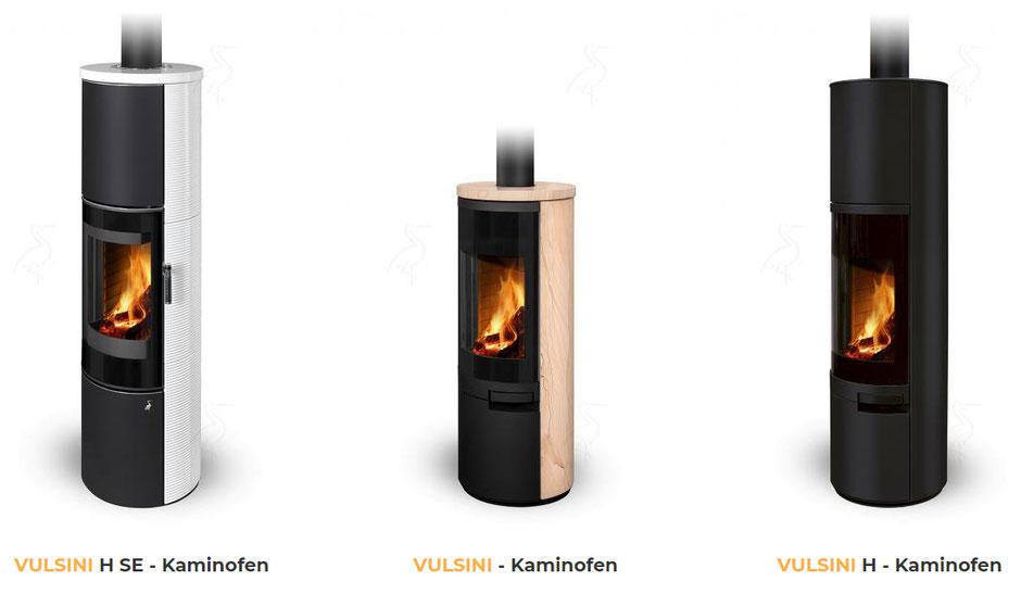 VULSINI Kaminofen mit 5,4 kW