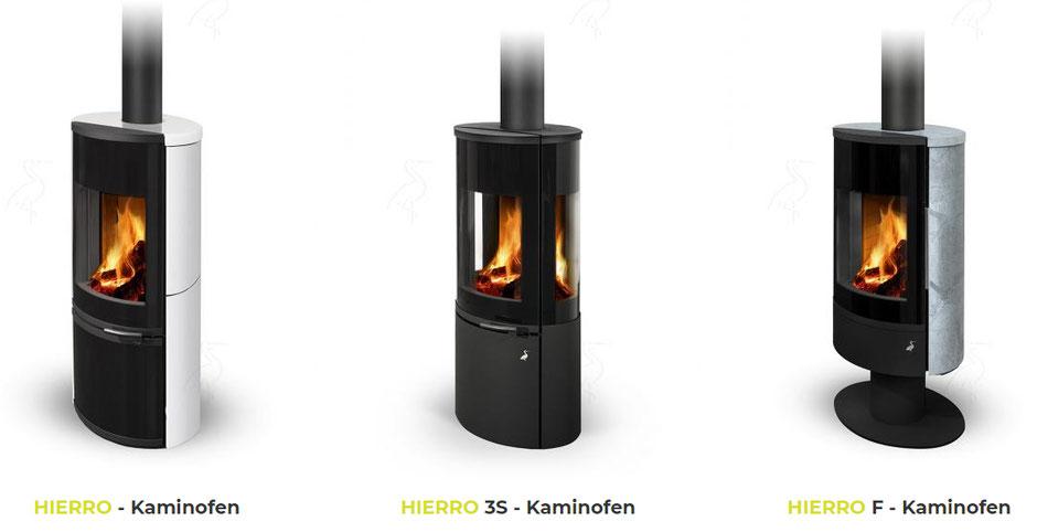 Kaminofen HIERRO von Storch