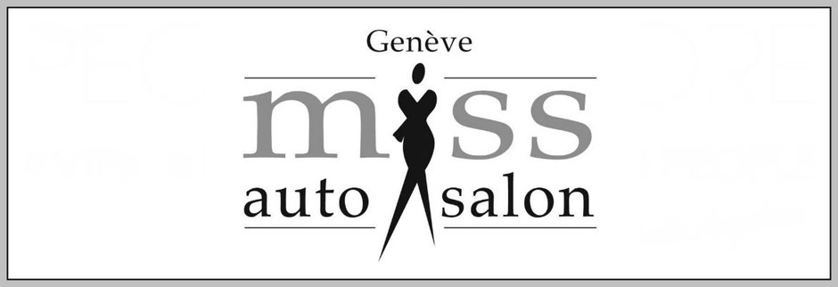Miss Autosalon Genf