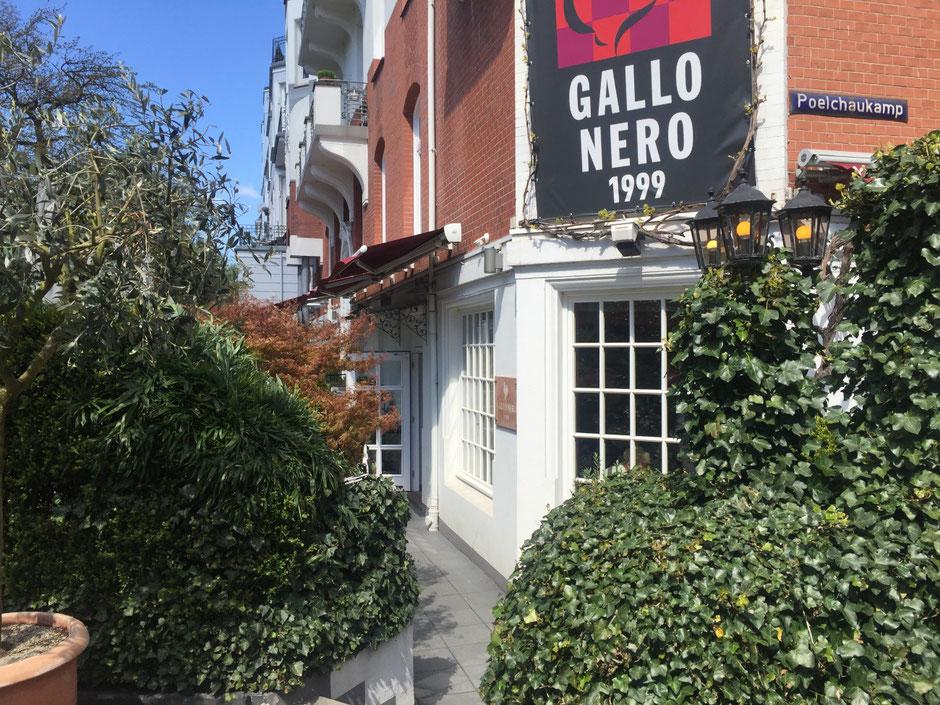Die Alsterjungs im Ristorante Gallo Nero