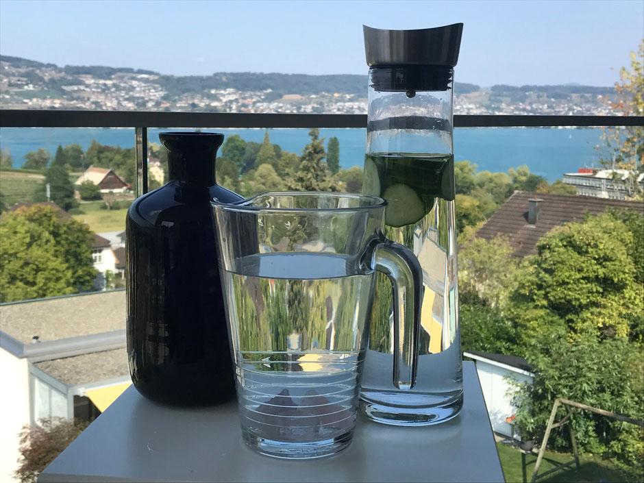 Die Kraft, die im Wasser steckt und warum wir viel mehr davon trinken sollten