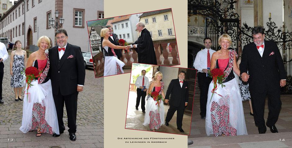 Hochzeit Amorbach