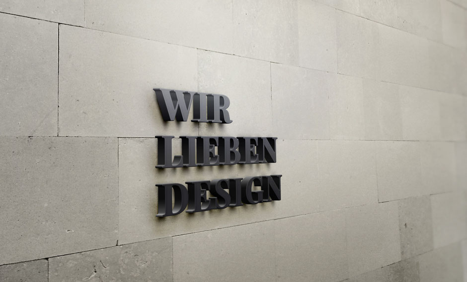 Marke Logodesign wir lieben design corporate_design