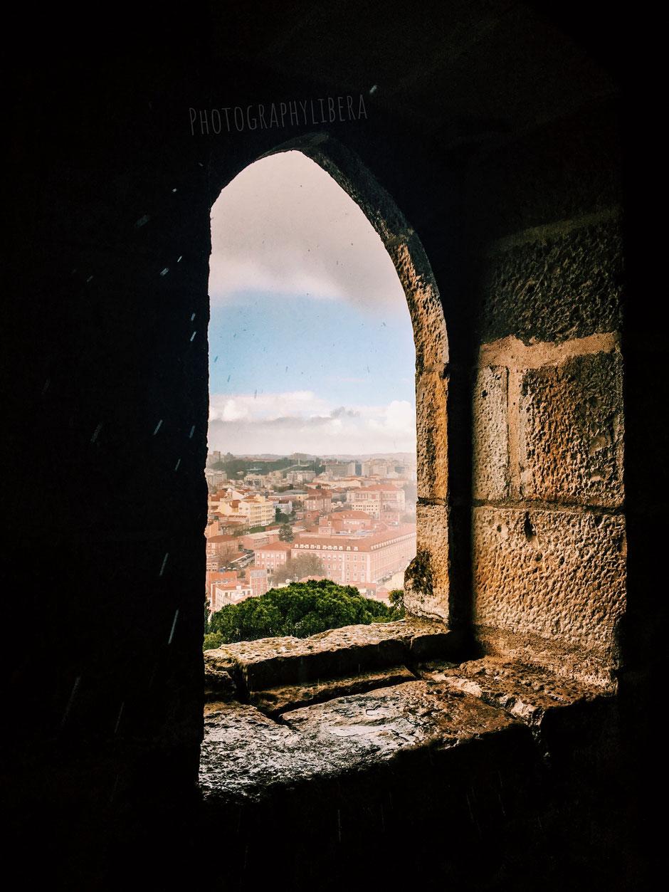 Castelo de Sao Jorge - Aussicht