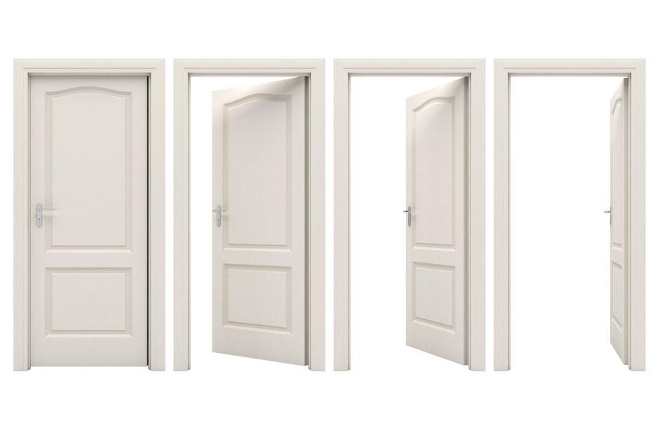 Zimmertüren / Innentüren, bestehend aus Türzarge und Türblatt in Bremen und Diepholz