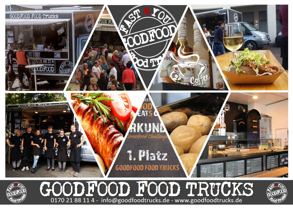 Image-Collage GOODFOOD FOODTRUCKS,