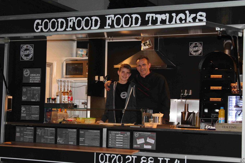 GOODFOOD TEAM im Food Truck