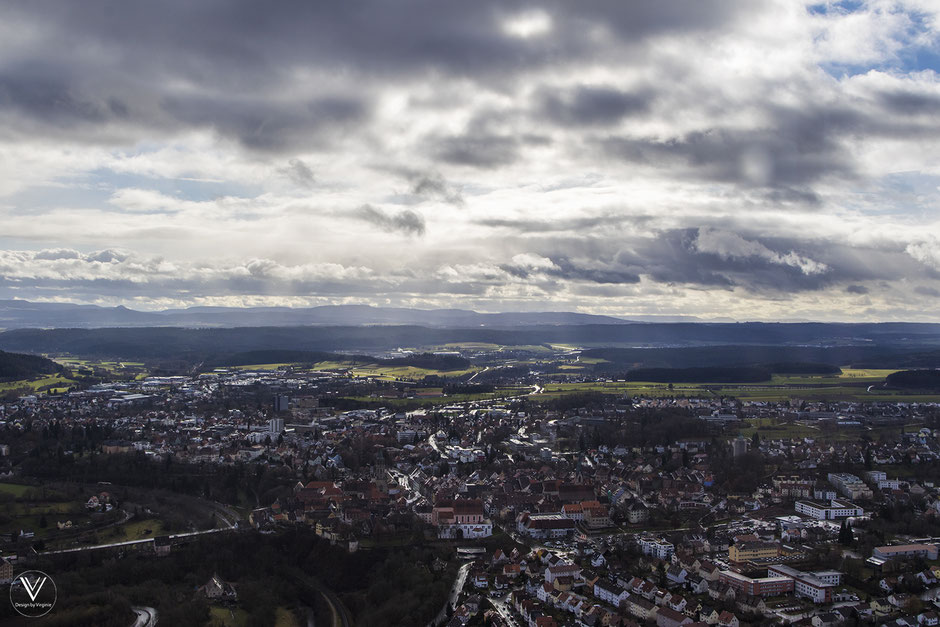 Testturm ThyssenKrupp Rottweil Baden-Württemberg Virginie Varon
