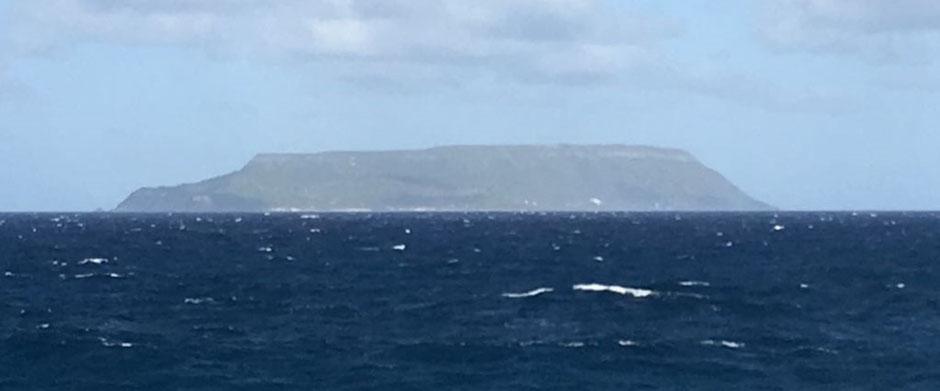 L'île de la Désirade, aux Antilles