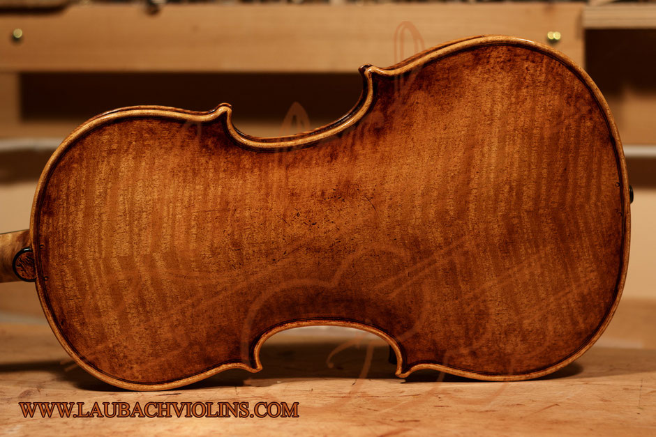 Laubach limited edition master violin 168 V