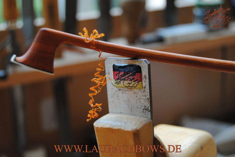 Laubach violin and bow maker Made in Germany