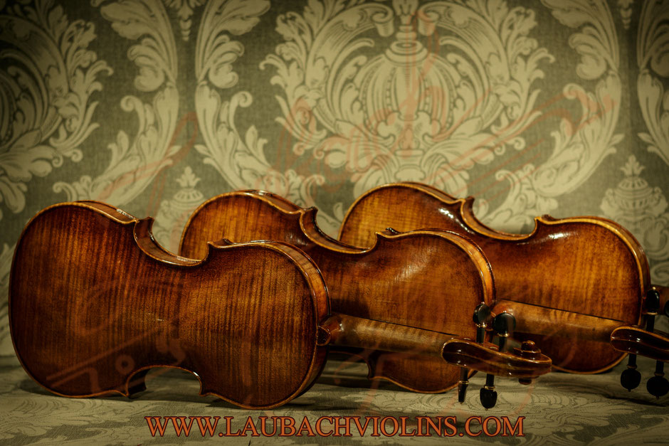 Laubach model 888V - The traditions of violin making in Germany!