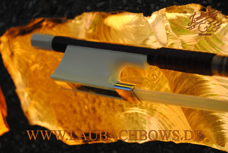 Laubach master bow  handiwork - Made in Germany