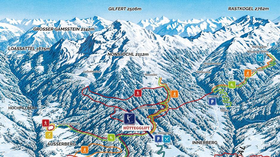 silberregion karwendel  unterkunft ferienzimmer ferienhaus weerberg urlaub tirol österreich ski wandern lift holiday sommer winter herbst