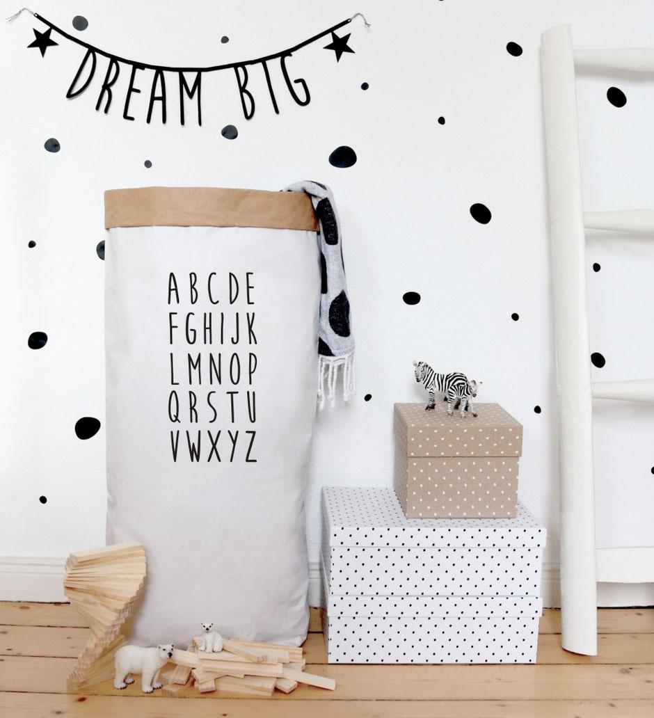 Paperbag |  ABC Motiv