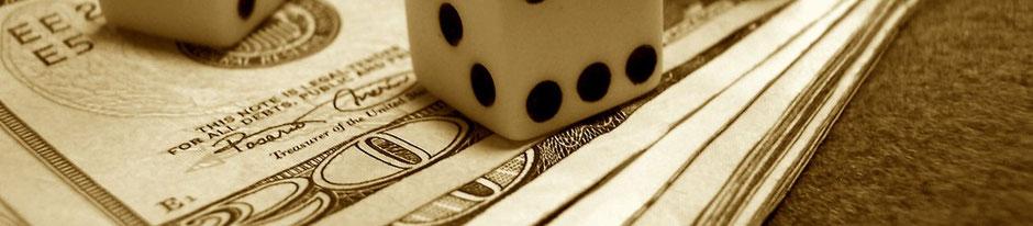 Mood: Geld & Spielwürfel