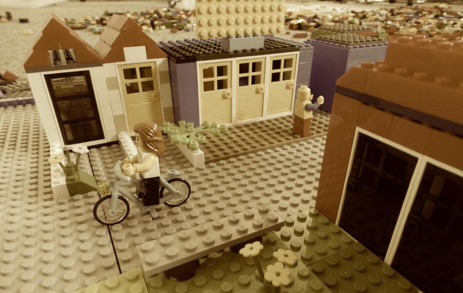 Lego-Stadt Agilo