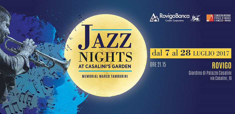 Jazz Night Rovigo, Casalini