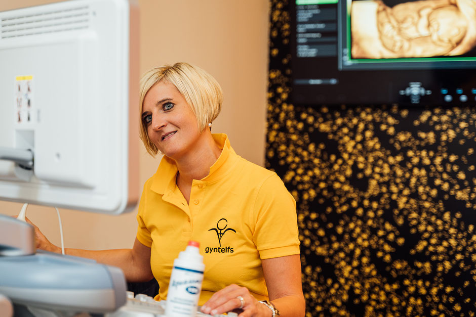 Dr. Helene Schaffenrath, Ultraschall Diagnostik in Telfs