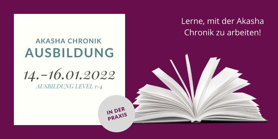 Akasja Chronik Ausbildung in Naturheilpraxis Ilka Stöckle