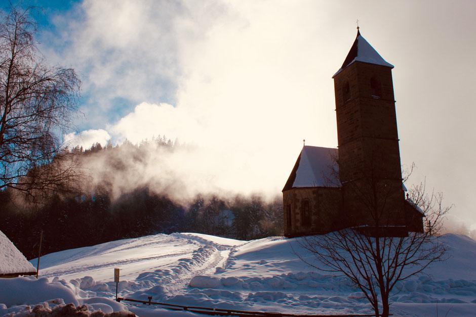 St. Kathrein in Hafling / Südtirol