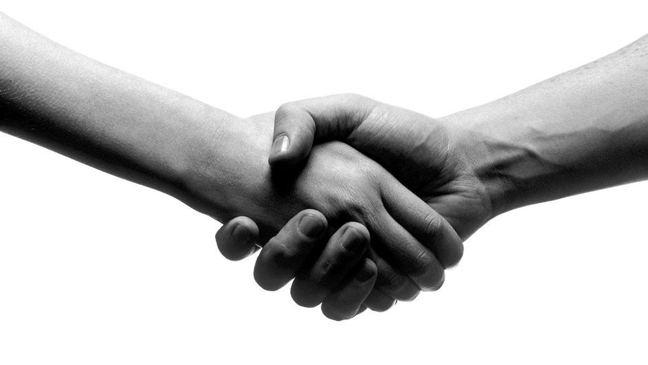 Mediation für Kollegen, Freunde und Partner