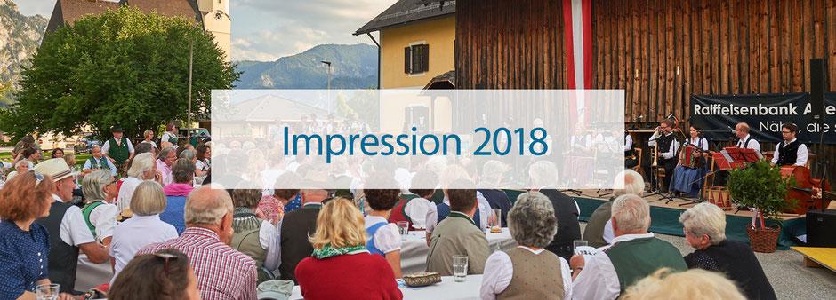 Impressions Festival 2018