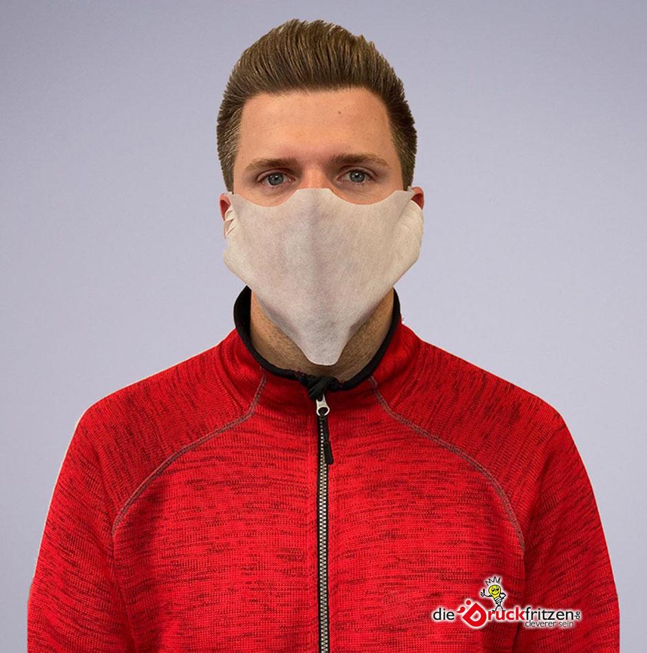 Einweg-Behelfs-Mund-Nasen-Maske