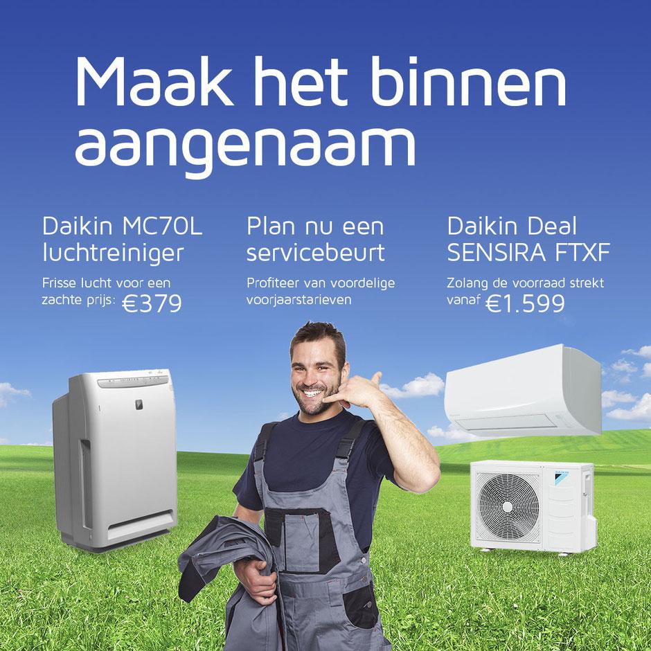 Daikin MC70L; onderhoudsbeurt; Sensira FTXF
