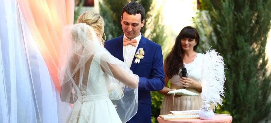 Выездная регистрация брака в Матрешка Плаза