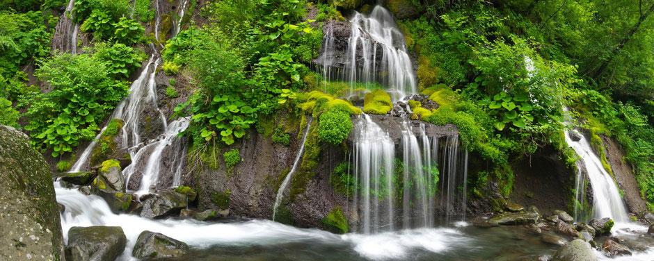 清里 登竜の滝