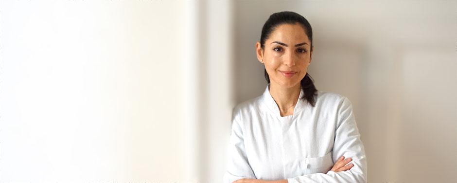 Bargello AESTHETIK - Sofia Bargello, Ihre Fachaerztin fuer aesthetische Medizin