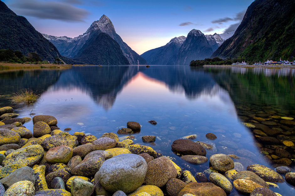 Milford Sound. New Zealand Photography Workshop