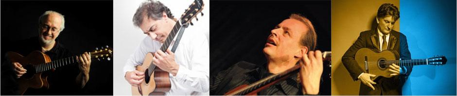 Ian Melrose  |  Pierre Bensusan  |  Buck Wolters  |  Michael Langer