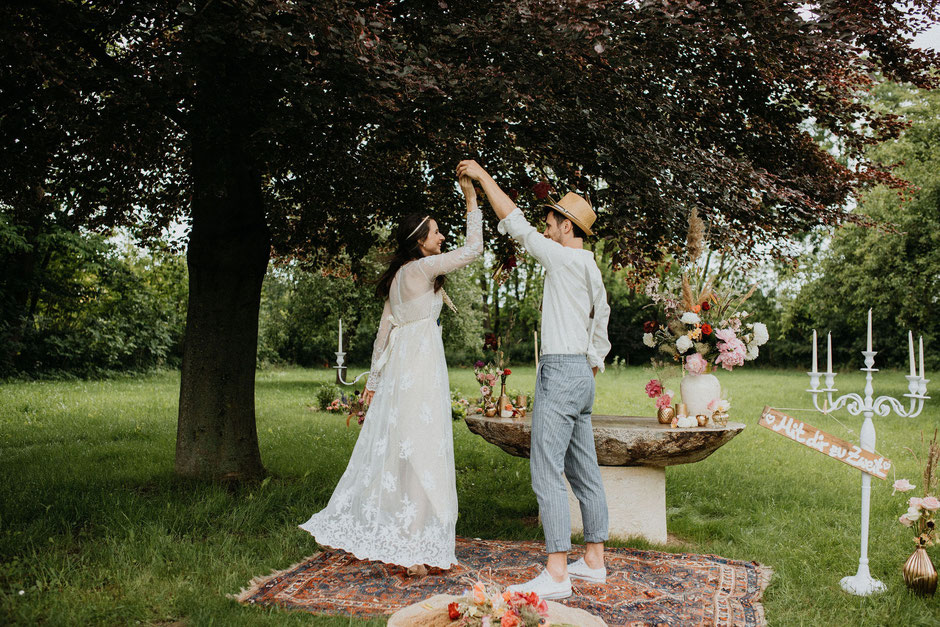 Boho Wedding Schmiede am Ravelsbach