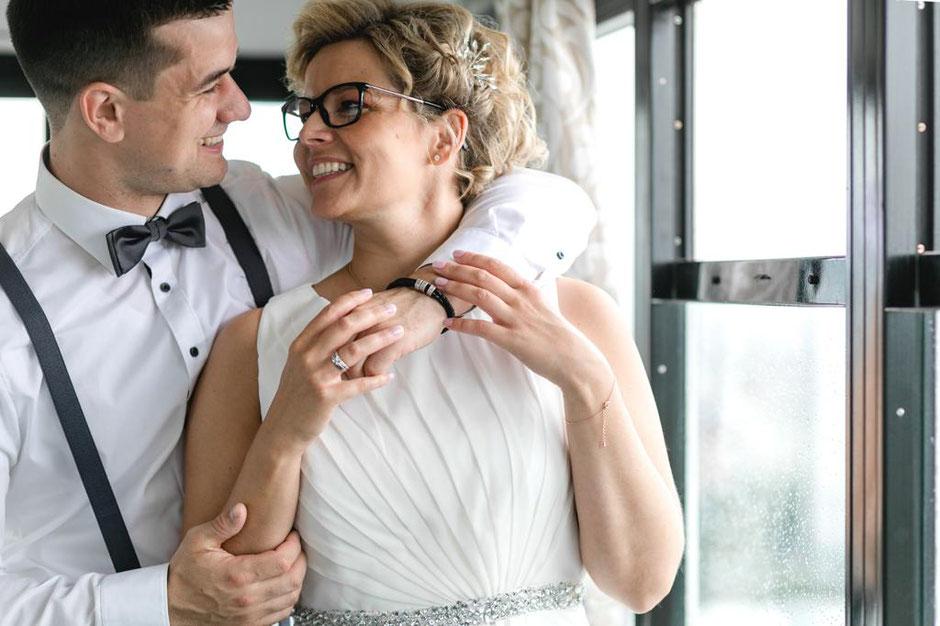 Hochzeit am Riesenrad Wien
